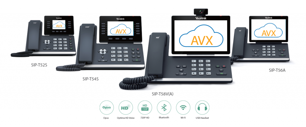 AVXcloud is a certified VOIP Phone System dealer in New Jersey.