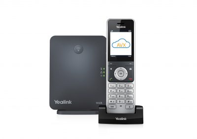 NJ Business Phone Systems and Cloud Solutions | Yealink W60P/B